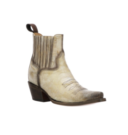 Lucchese Cleo, Moto Shorty Boot, 9B