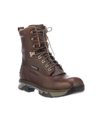 Lucchese Bison Laceup Work Boot