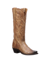 Lucchese Patsy, Mad Dog Goat Triad Boots