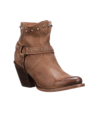 Lucchese Ani Shorty Western Bootie