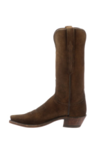 Lucchese Eleanor, Suede Boots