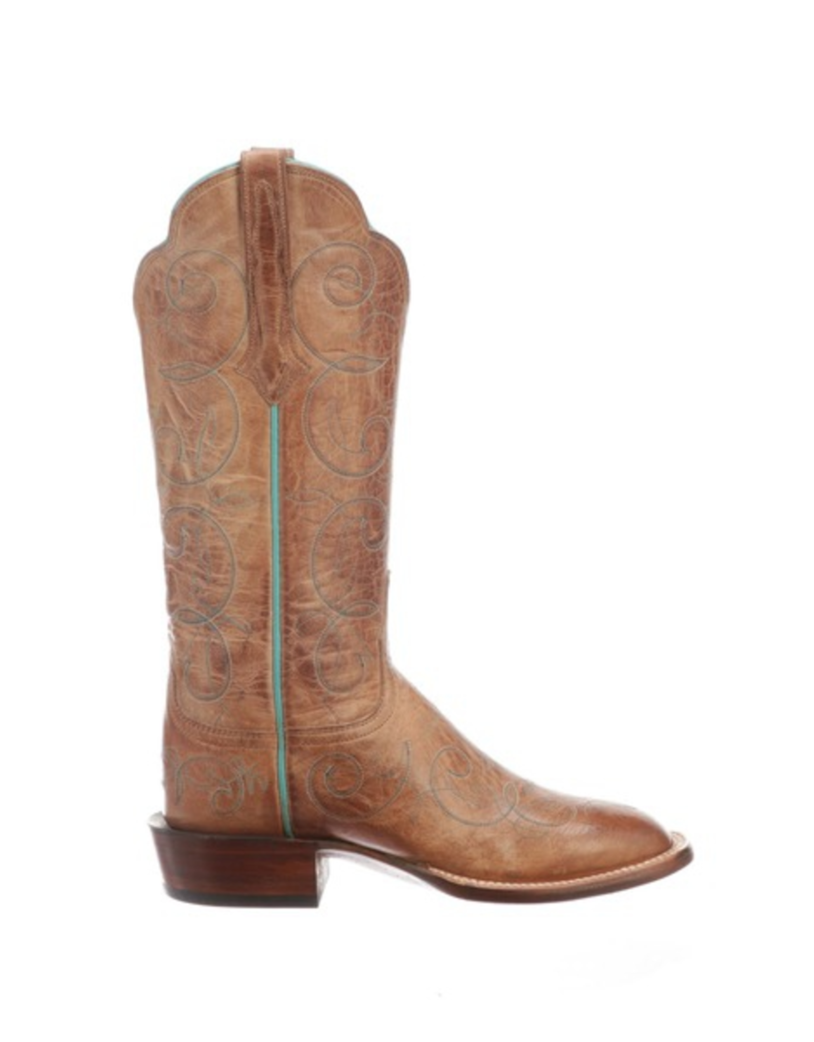 Lucchese Emmalyn, Burnished Goat Boots