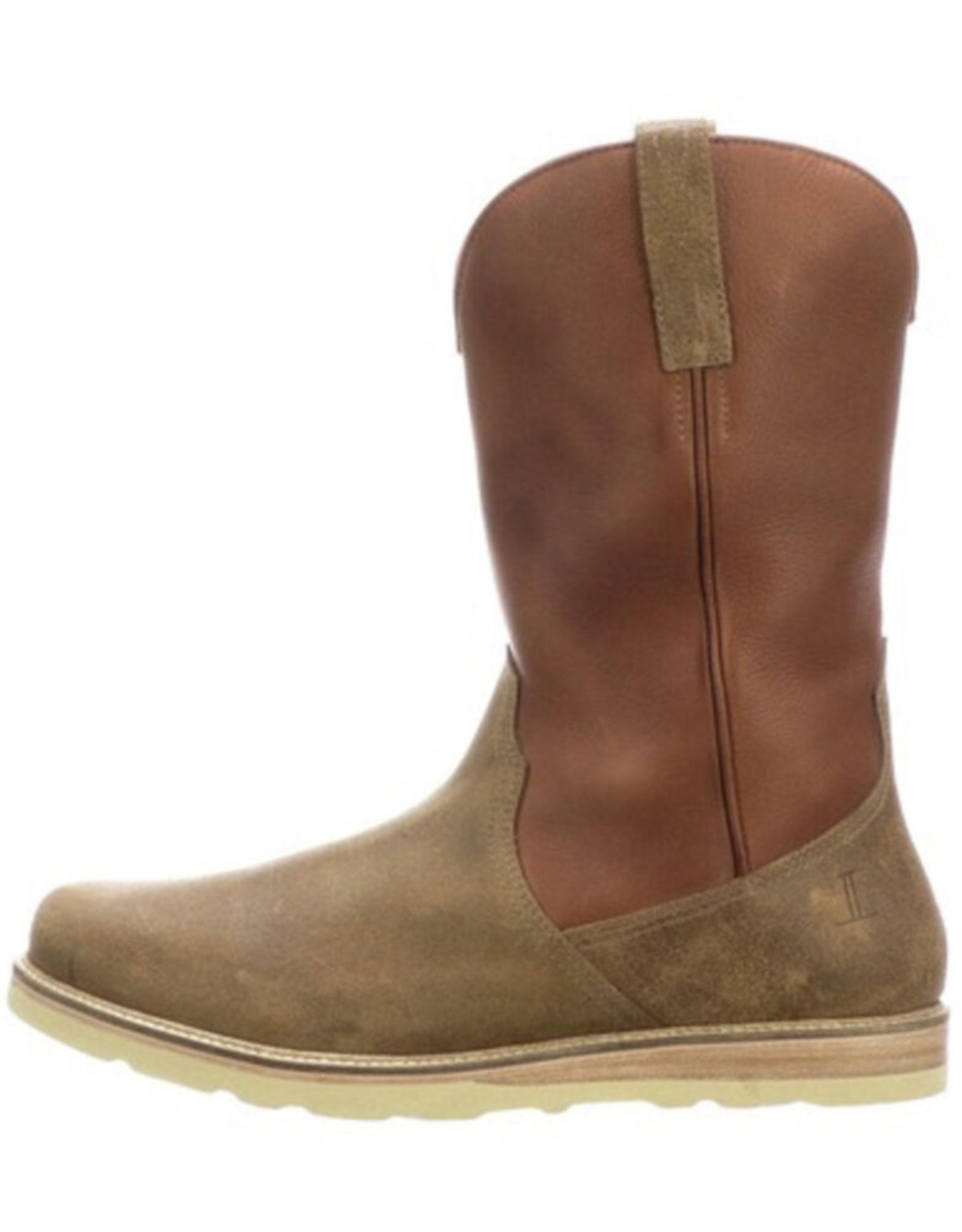 Lucchese Suede Range Boot