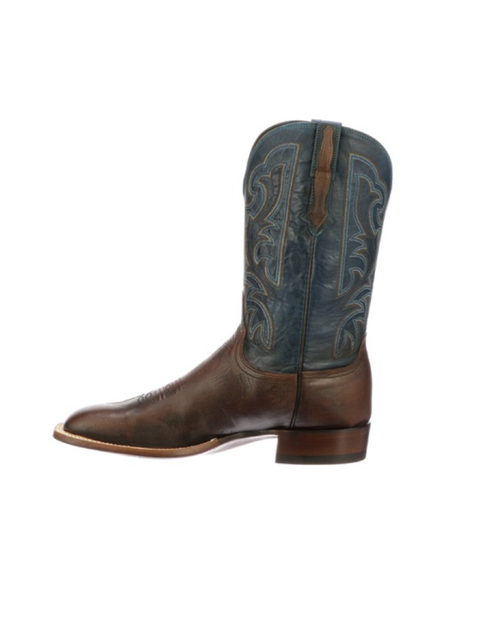 Lucchese Brock, Goat Boots