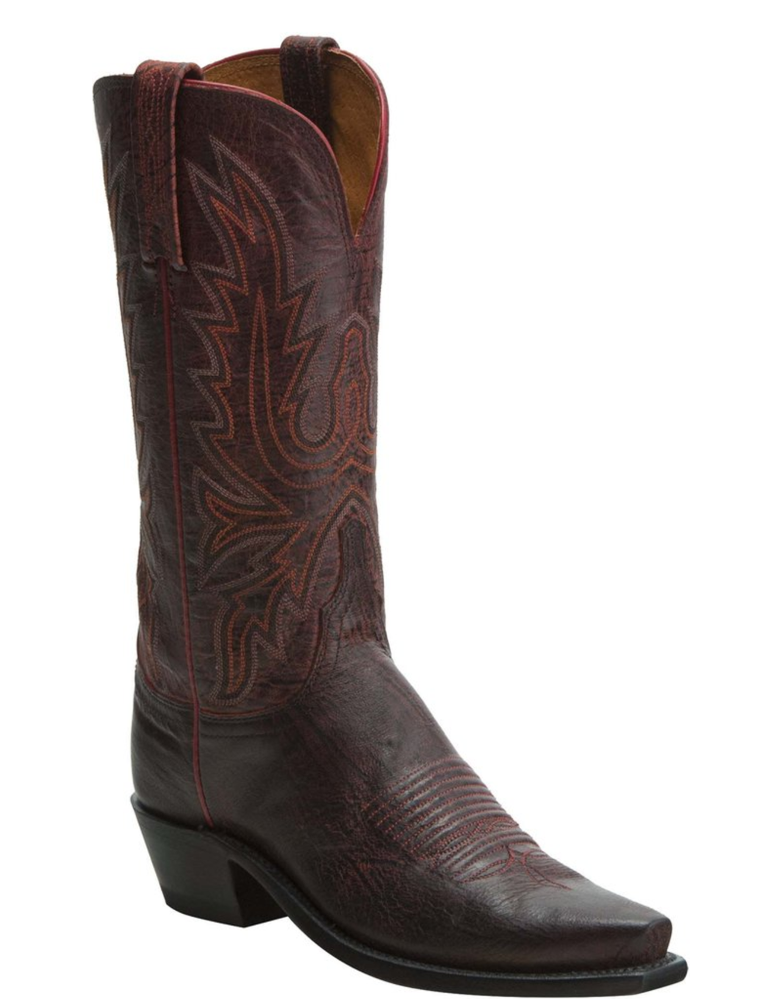 Lucchese Burnished Goat Boots