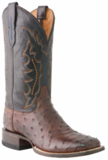 Lucchese Lucchese Classic Full Quill Ostrich Boots, 10D