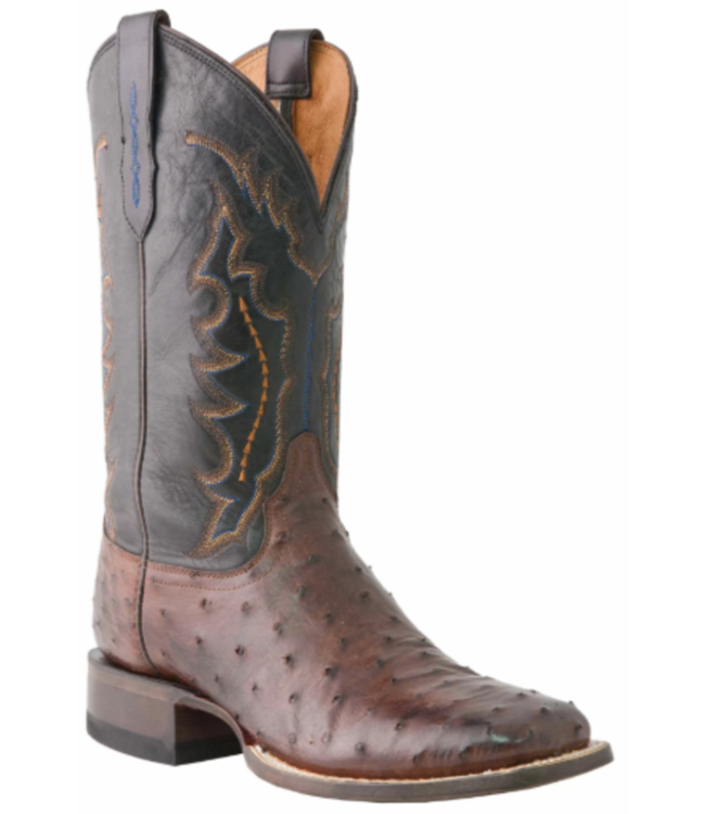 Lucchese Classics Full Quill Ostrich Boots: 10D