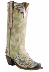 Lucchese Lucchese Classic Goat Boots, 7B