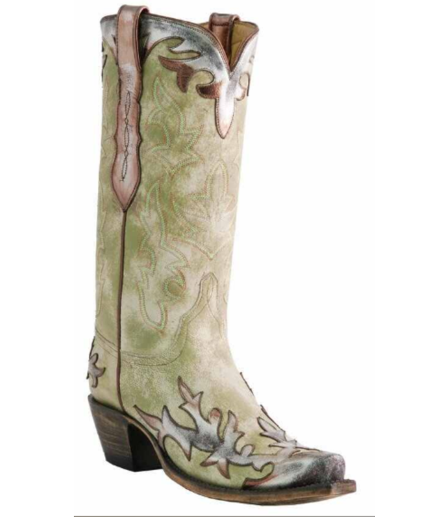Lucchese Classics Goat Boots: 7B