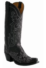 Lucchese Lucchese Classic Python Boots, 8B