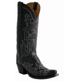 Lucchese Classic Python Boots, 8B