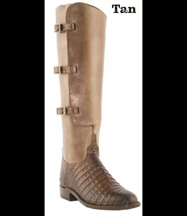 Lucchese Classics Lieutenant Caiman Boots