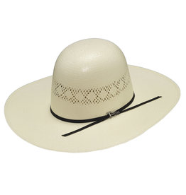 M&F 10X Shantung Open Crown Hat
