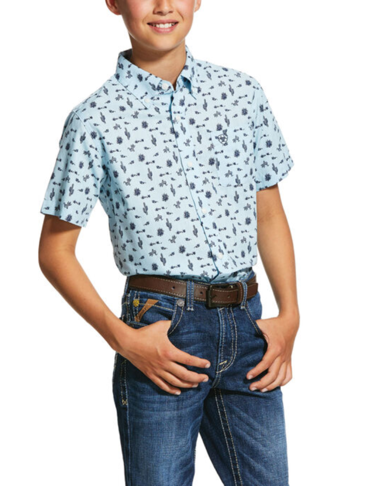Ariat Ariat Norristown Classic Fit Shirt