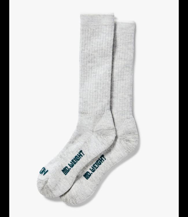 Filson Midweight Traditional Crew Socks