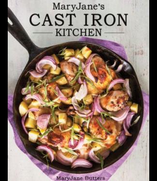 Gibbs Smith Mary Janes Cast Iron Kitchen Book