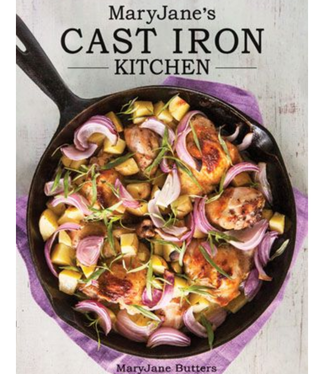 Mary Janes Cast Iron Kitchen Book