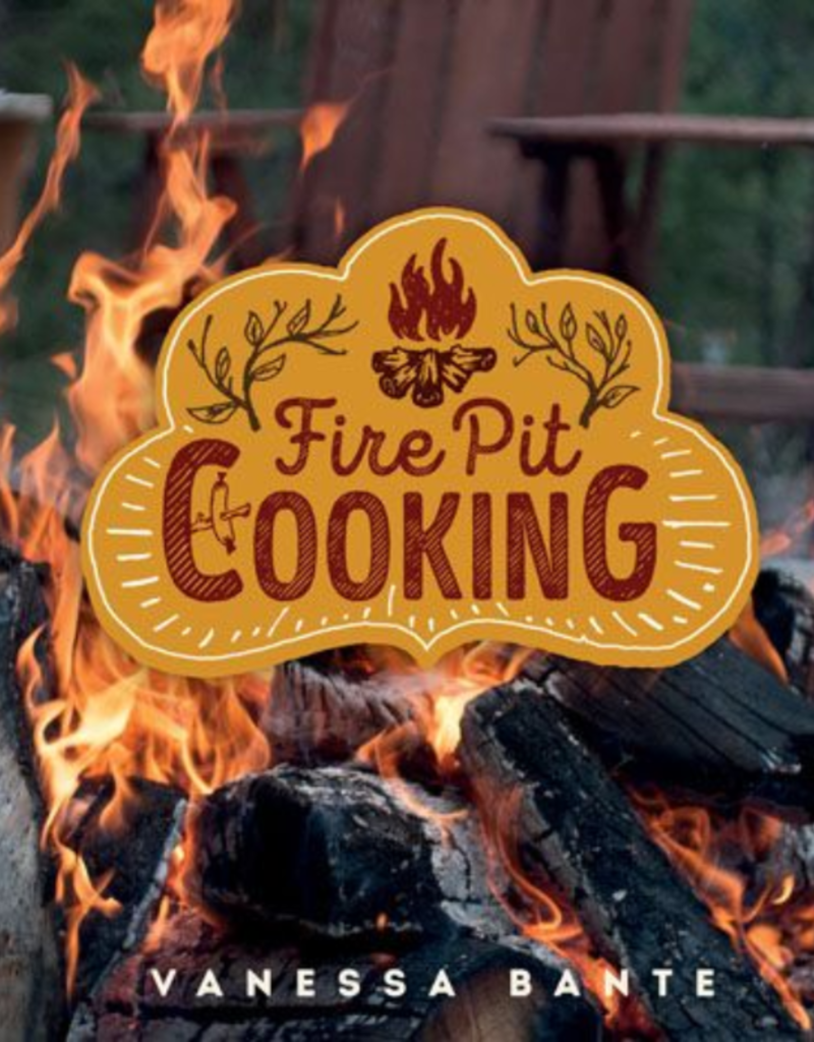 Gibbs Smith Fire Pit Cooking Book