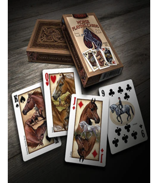 Kelley & Co Horse Playing Cards