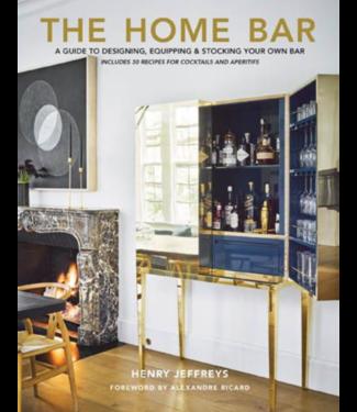 Gibbs Smith The Home Bar Book