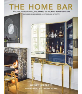 The Home Bar Book