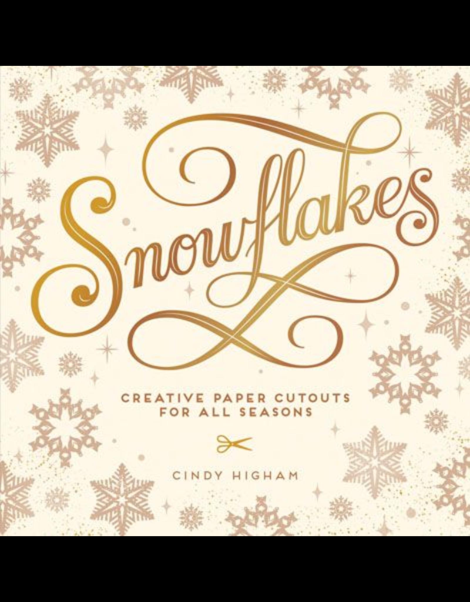Gibbs Smith Snowflakes Book