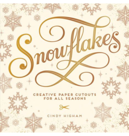 Gibbs Smith Snowflakes Book