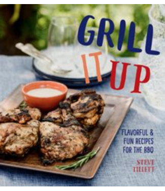 Grill It Up Book