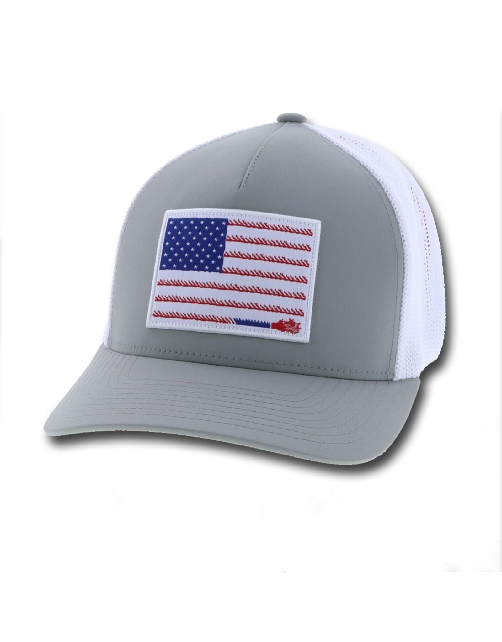 Hooey Hooey Liberty Roper FlexFit Cap