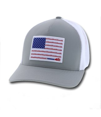 Hooey Liberty Roper FlexFit Cap, Multiple Color Options