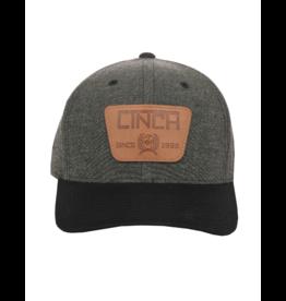 Cinch Logo Snapback Cap, Forest