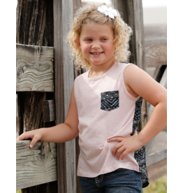 Cinch Girls Southwestern Print Tank