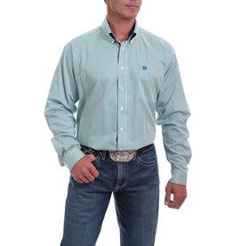 Cinch Classic Fit Stripe Tencel Shirt