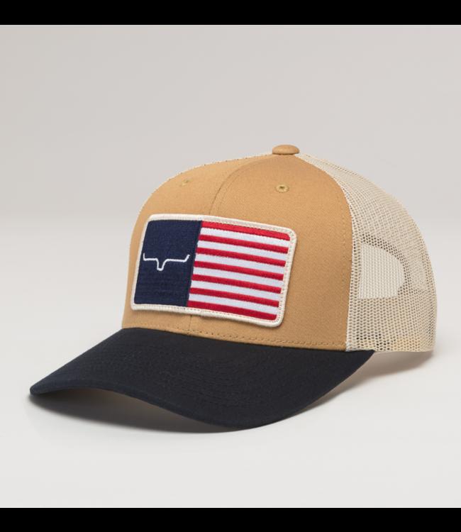Kimes Ranch American Trucker Cap