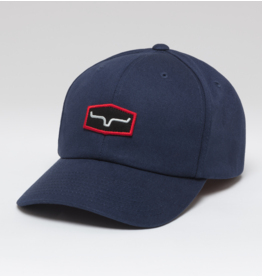 Kimes Ranch Replay Mini Cap, Navy