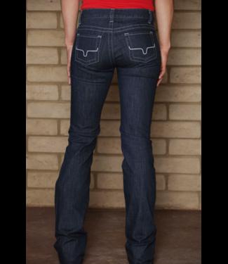 Kimes Ranch Jolene Low Rise Boot Cut Jeans