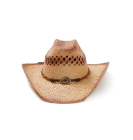 Stetson Hats Big River Straw Hat