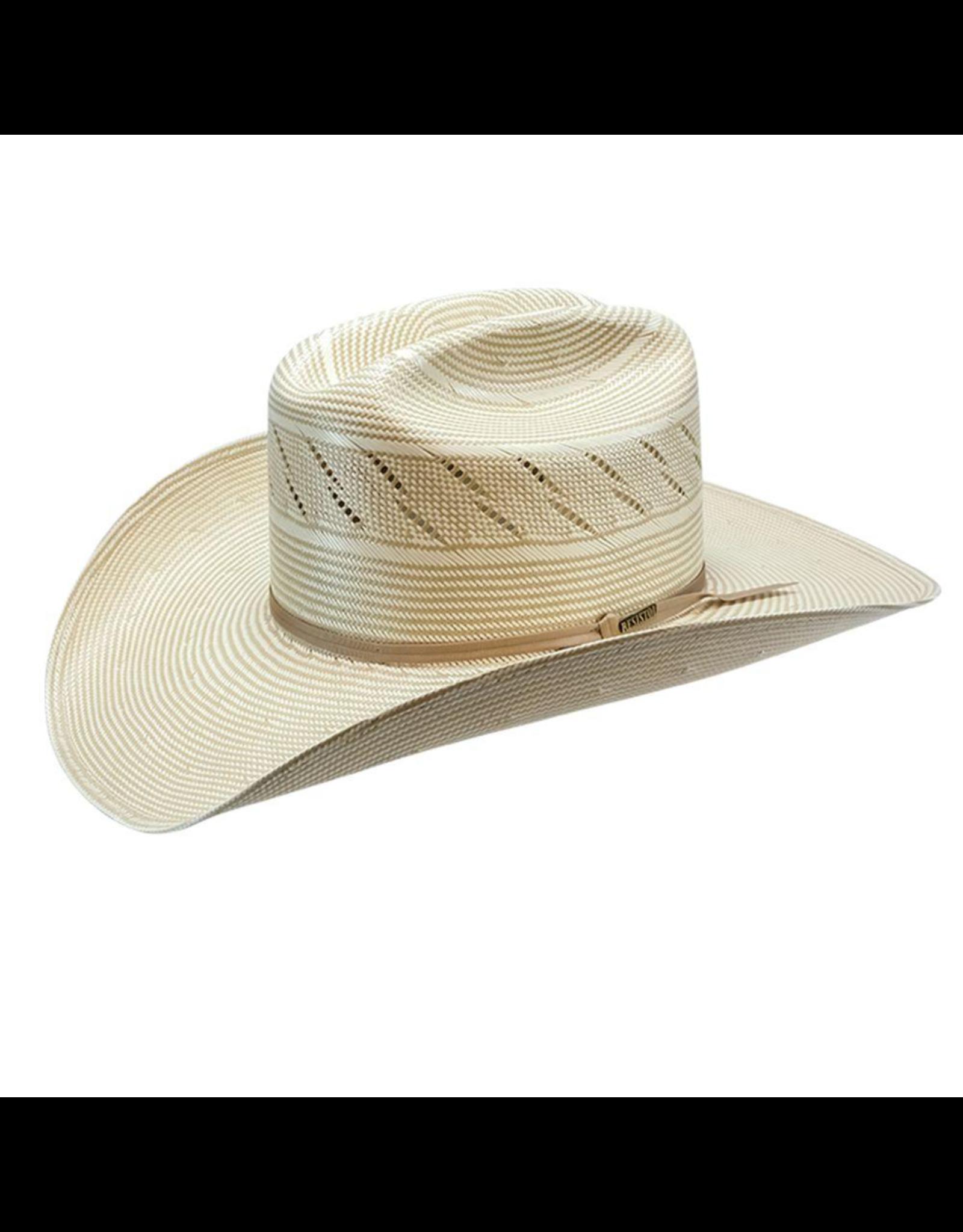 Stetson Hats Resistol 20X Wheat Ridge Straw Hat