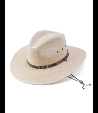 Stetson & Resistol Hats Cumberland Palm Hat