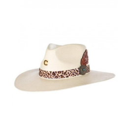 Stetson Hats Heatseeker Straw Hat