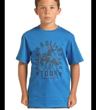 Panhandle Slim Boys Rock & Roll Rodeo Tee