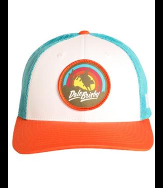 Panhandle Slim Dale Brisby Logo Cap, Blue