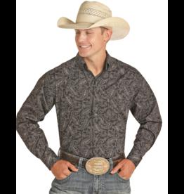 Panhandle Slim Tuf Cooper Paisley Shirt