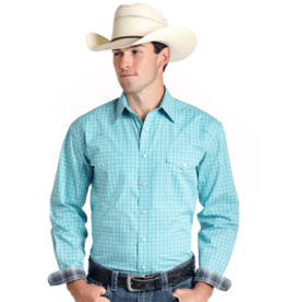 Panhandle Slim Relaxed Fit Snap Shirt