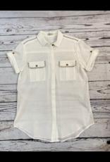 Tasha Polizzi Tasha Polizzi Safari Shirt