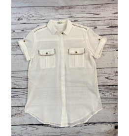 Tasha Polizzi Safari Shirt