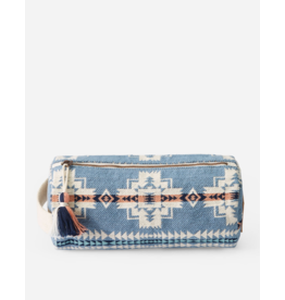 Pendleton Chief Joseph Cosmetic Bag, Blue