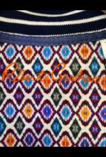 Robert Graham Robert Graham Triple Crown 1/4 Zip Sweater