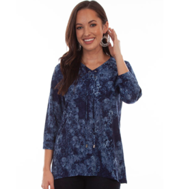 Scully Hi-Lo Blouse