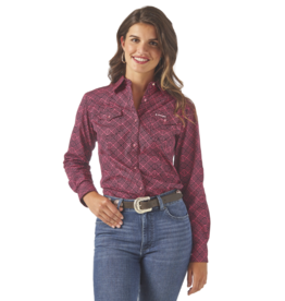 Wrangler Tough Enough to Wear Pink Shirt